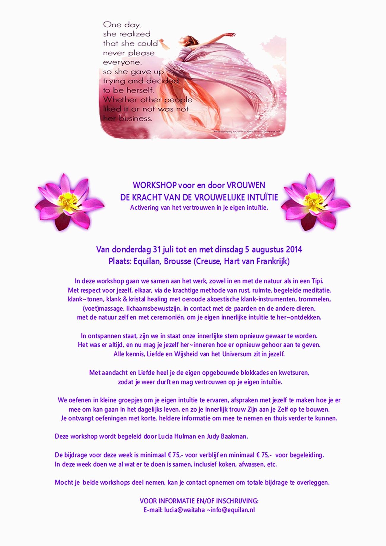 Vrouwenworkshop Fr 1
