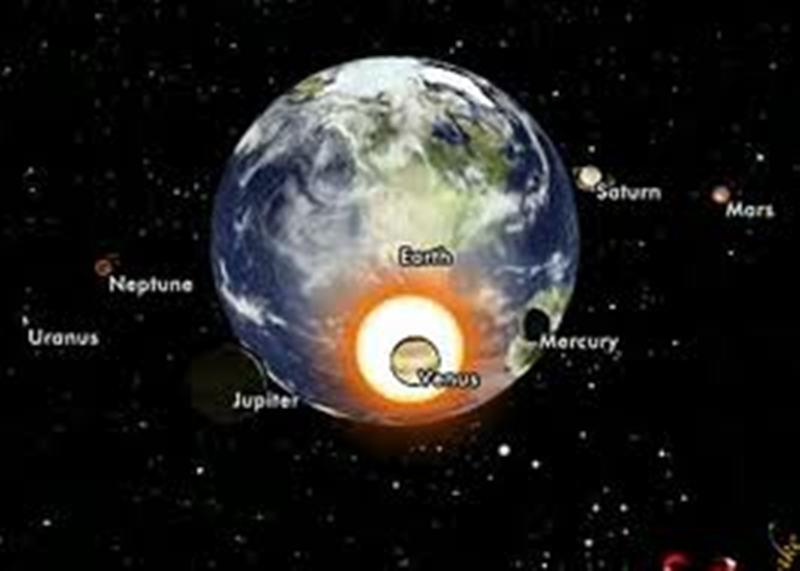 venus -aarde